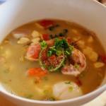 Green Curry Seafood Ramen at Ikemen Ramen Bar