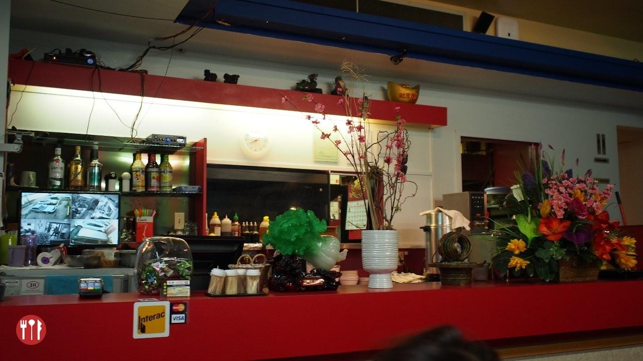 Interior at Tao Garden Restaurant