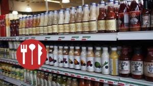 Sauces at The Italian Centre Calgary