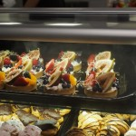 Fruit Tarts at The Italian Centre Calgary