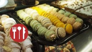 Macarons at The Italian Centre Calgary