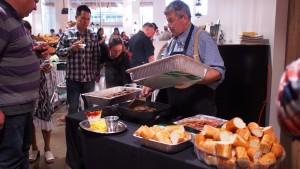 Messinger Meats at the Italian Centre Calgary