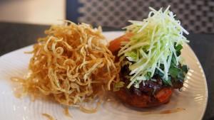 Korean Kalbi Beef Chuck Bao at Watercress Express