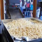 Popcorn at Mary's Popcorn Shop